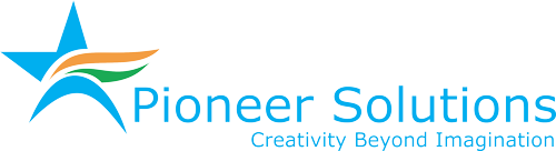Pioneer Solutions Logo,web design company in pune